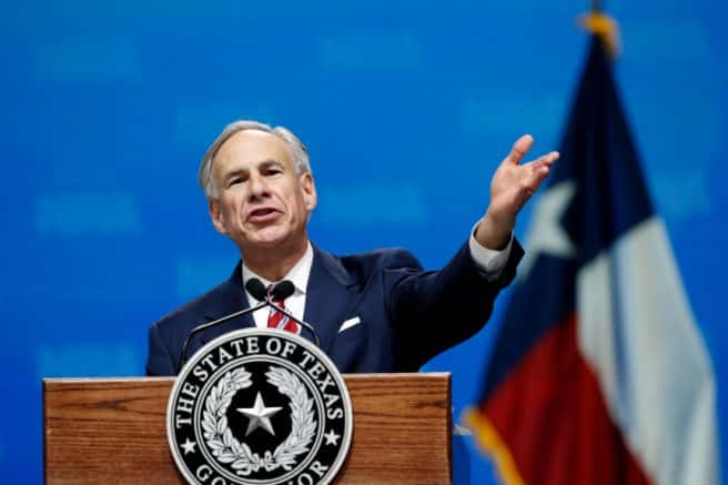 Gov. Greg Abbott's re-election campaign gaining widespread support 1
