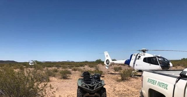 Two Migrants Found Dead in Arizona Desert near Border 1