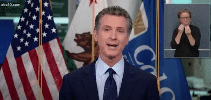 Newsom Says California Is Moving Forward w/ Reparations Plan 1