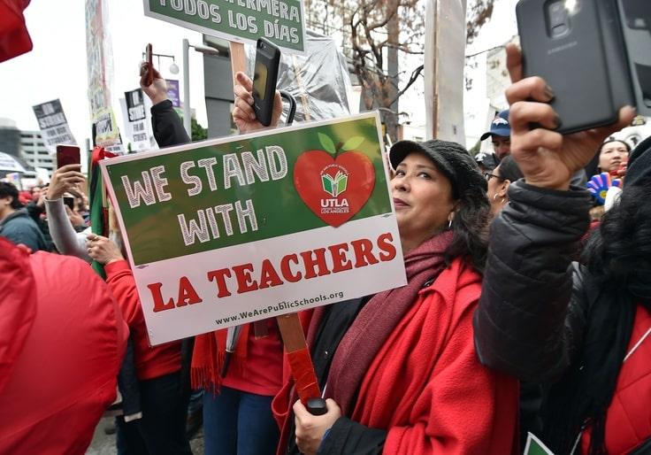 California Teachers' Union Activist Has History of Anti-Semitic Posts 1