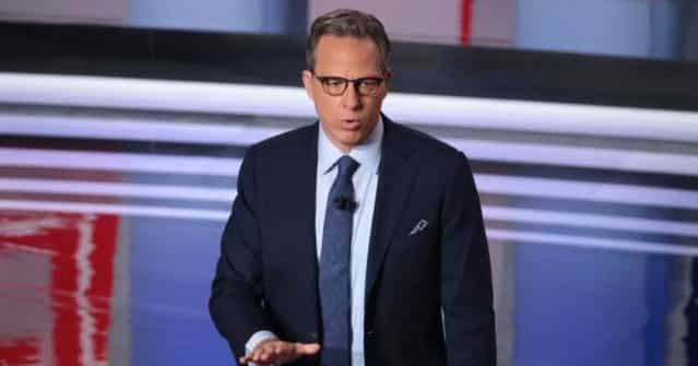Jake Tapper Blacklists Republicans Who Question 2020 Election Despite Giving Stacey Abrams Platform to Claim Election Interference in 2018 1