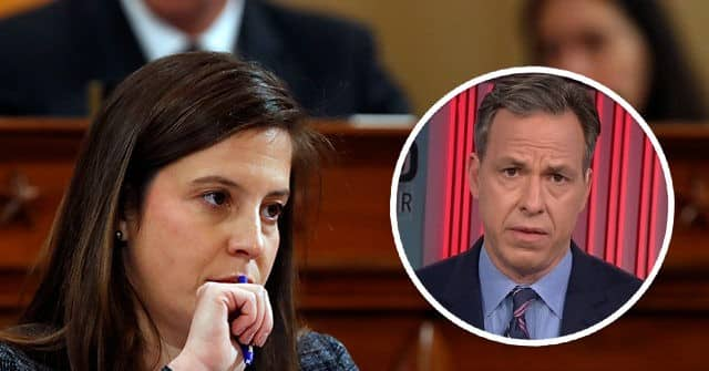 Elise Stefanik Releases Emails Showing Jake Tapper Tried to Book Her on His Show Despite Claims He Banned Her Over January 6 1