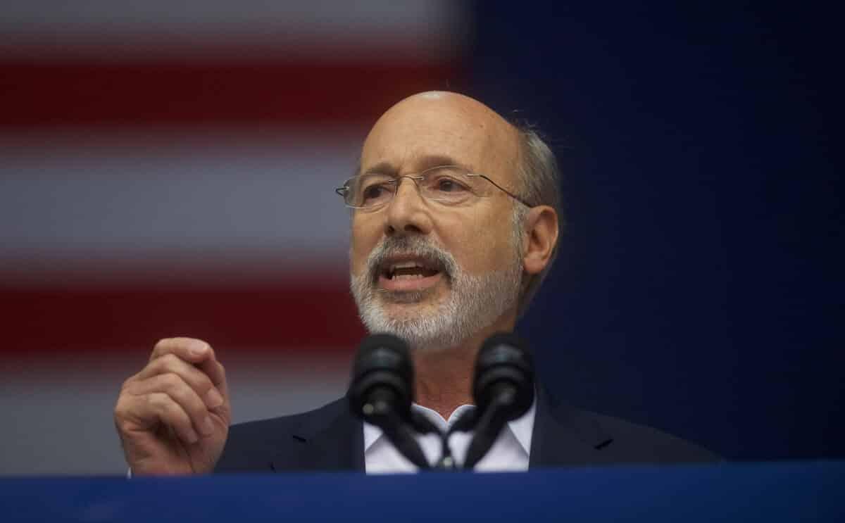 Pennsylvania Gov. Vetoes GOP-Backed Election Integrity Bill 1