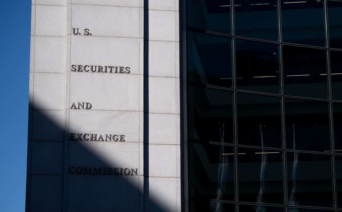 SEC Removes Trump-Appointed Audit Watchdog 1