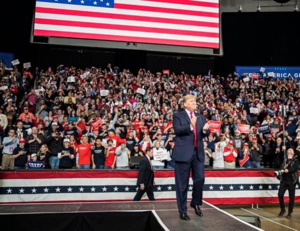 Breaking: Trump Announces Upcoming Georgia Rally As Talks of Georgia Forensic Audit Heat Up 1