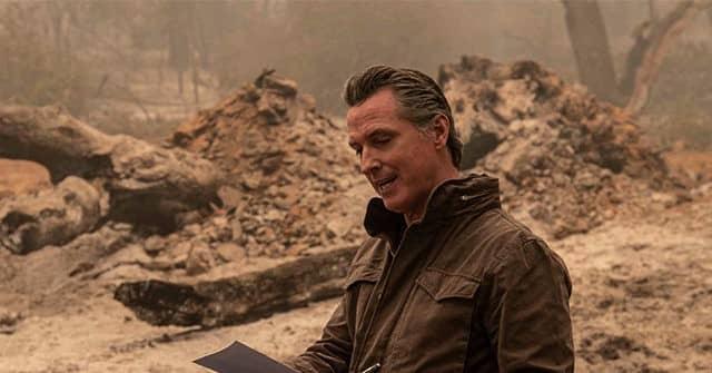 Report: California's Gov. Gavin Newsom Overstated Progress on Fighting Wildfires by 690% 1