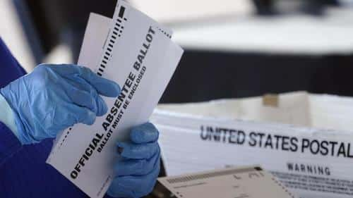 Georgia Conducting Secret 2020 Election Review Over Suspicious Mail-In Ballots 1