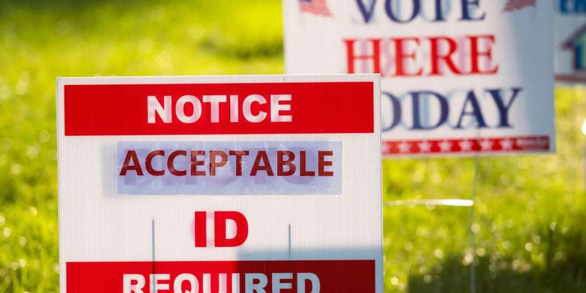 Poll shows strong support for voter ID and easier early voting 1