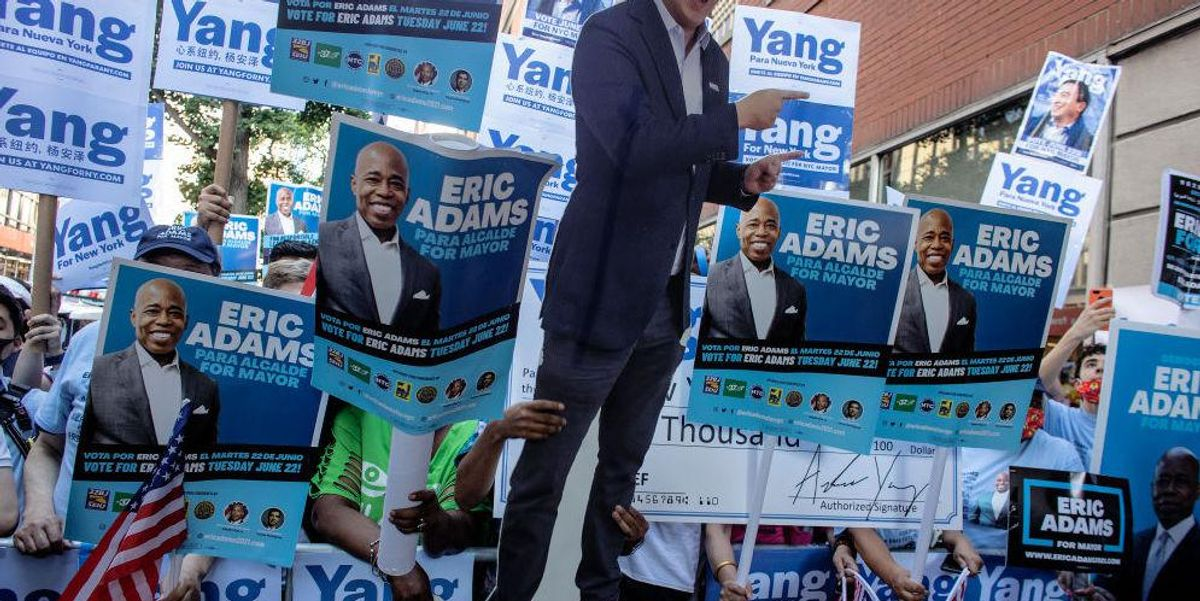 NYC held a primary election for mayor. Here's why it will take weeks to know the official winner. 1