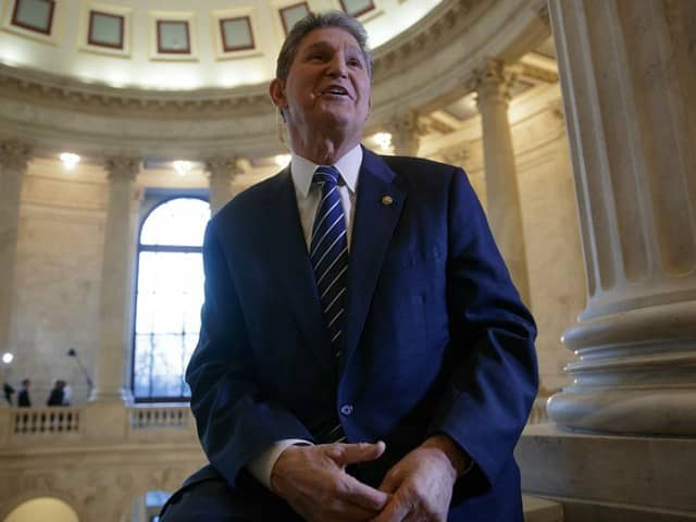 Manchin: Not Fair to Hold Bipartisan Deal 'Hostage' for Reconciliation Bill, I Haven't Signed Up to Vote for Reconciliation Bill 1