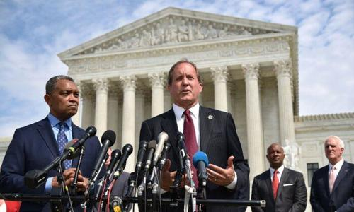 Over 500 Election Fraud Cases Are Pending In Texas Courts: Attorney General 1