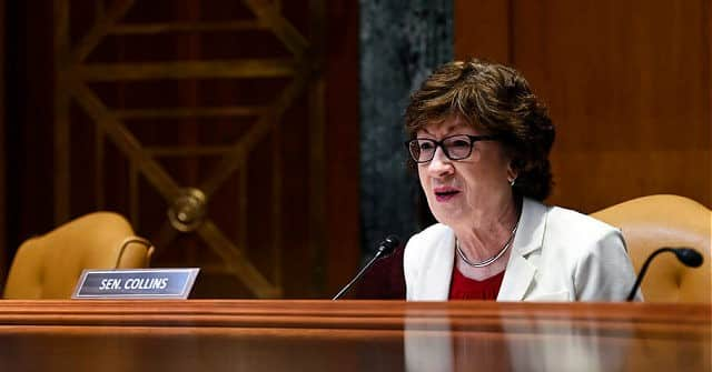 Susan Collins Censured by Third Republican Committee for Vote to Convict Trump 1