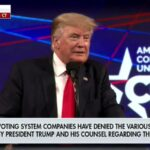 WATCH: Fox News Runs Disclaimer From Dominion While Airing Trump's Speech 2