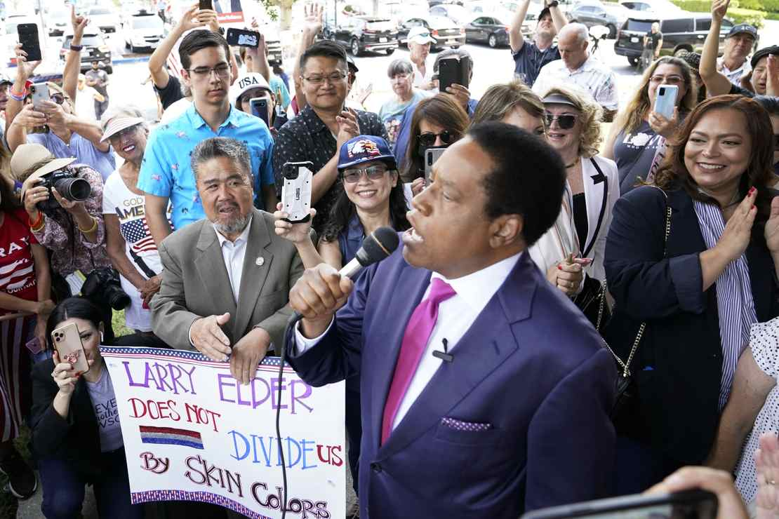 BREAKING: Judge Orders California to Include Larry Elder on Recall Election Ballot 1