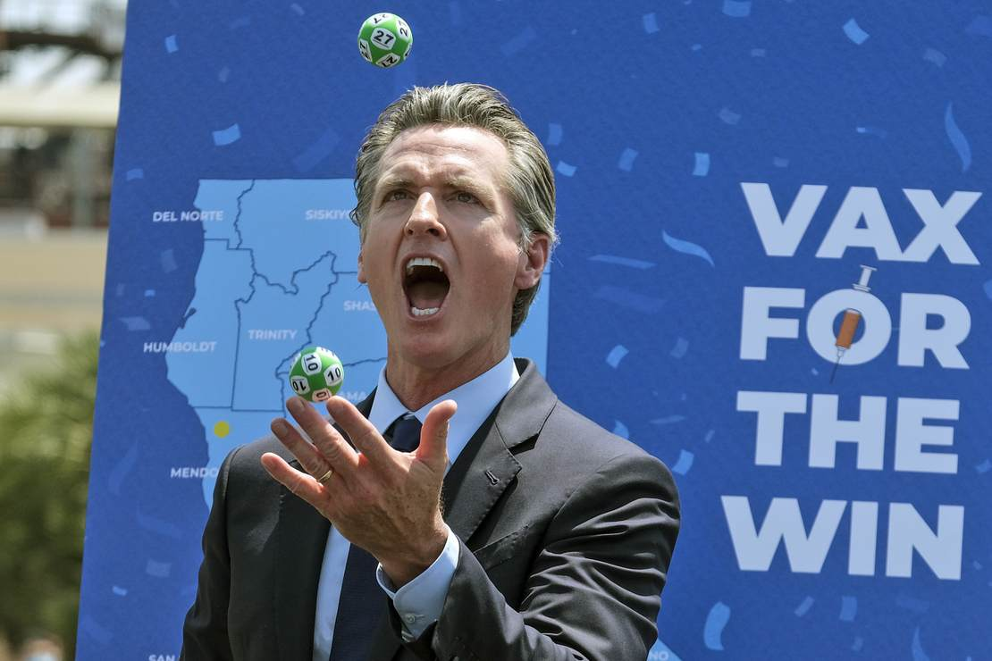 The Morning Briefing: California Is Dumb Enough to Keep Gavin Newsom Around 1
