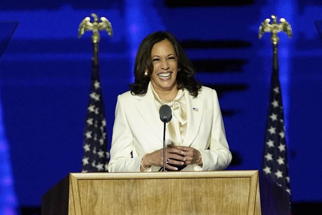 Kamala Harris: Republicans 'Don't Want You to Vote' 1