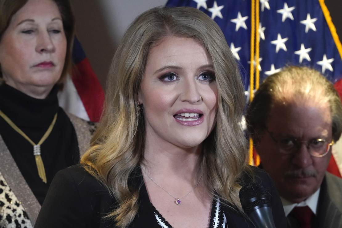 Jenna Ellis Calls Out RNC for Abandoning Trump Camp After Election 1