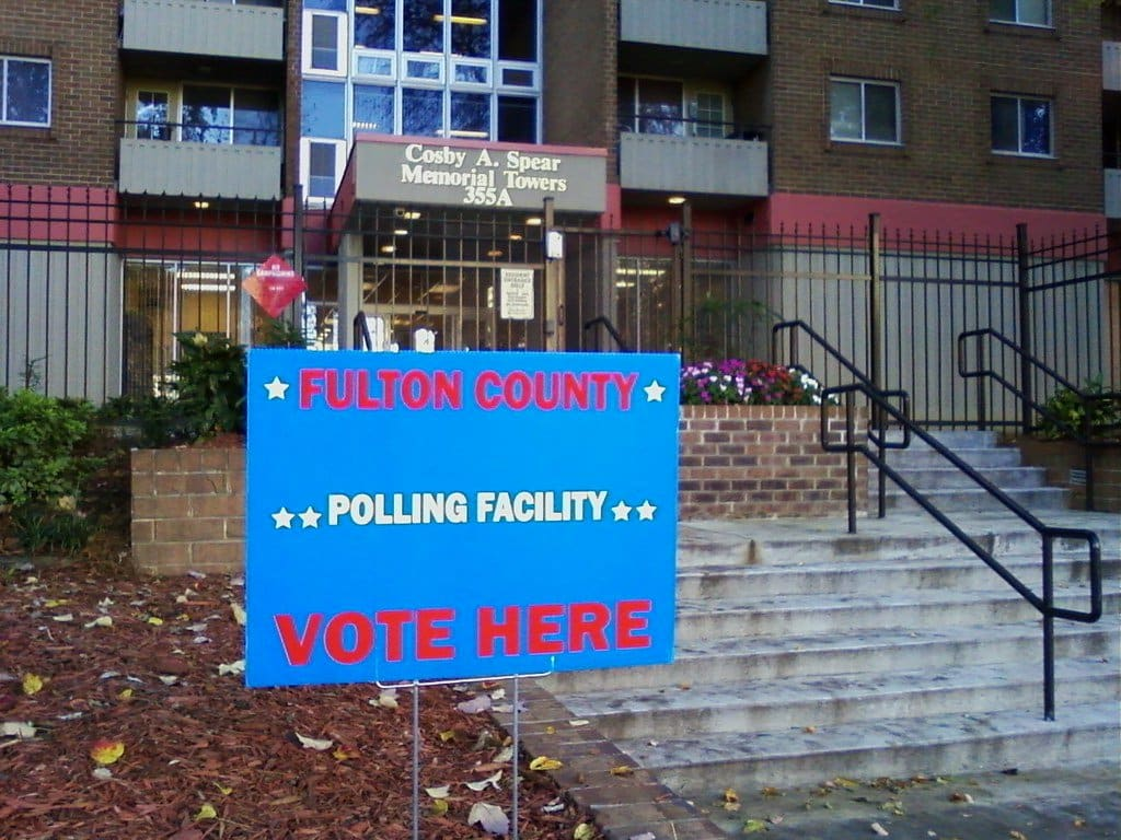Why The Biden Administration's Lawsuit Against Georgia's Voting Rules Is Legally Hot Garbage 1