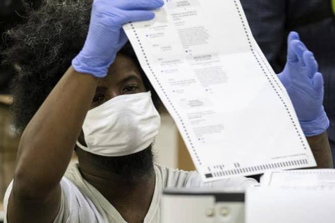 VoterGa finds thousands of fraudulent Biden 'votes' in Ga. 1