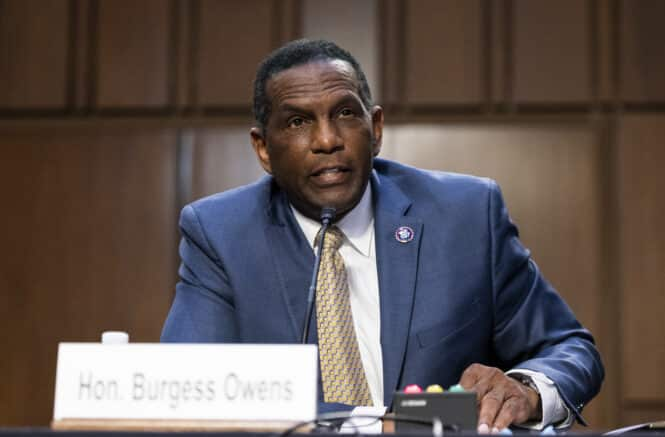 House Democrats block vote on Rep. Owens' 'Say No to Indoctrination Act' 1