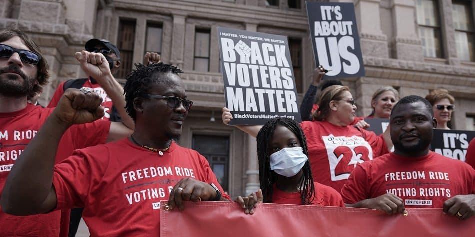 POLL: Dems Divided as Black Voters Split w/ White Elites over Draconian Lockdowns 1