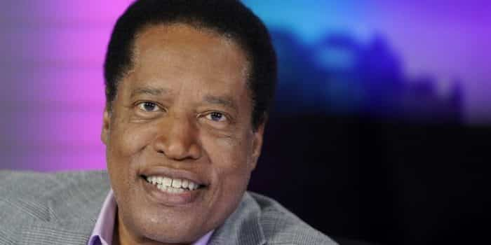 Radio Host Larry Elder Files Lawsuit over California Ballot 1