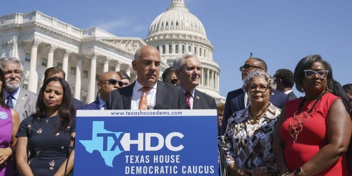 Texas House Votes to Have Democrats Who Fled State Arrested 1