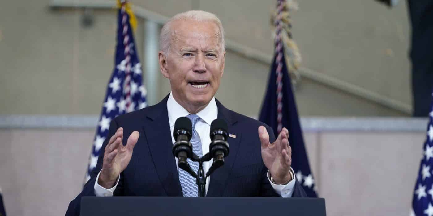 Biden Whines about Election 'Scrutiny,' 'High Standards' in Unhinged Philly Rant 1