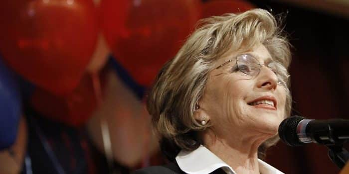 Former US Sen. Barbara Boxer Assaulted, Robbed in California 1