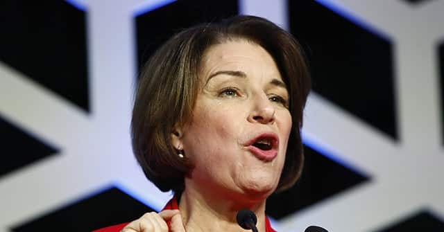 Klobuchar: We Can Pass Voting Rights as 'ElectionInfrastructure' with Reconciliation 1