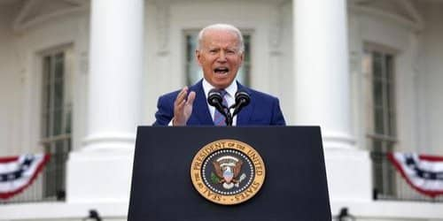 """Satan Soldier Biden Rails Against Texas For """"Making It Easy To Vote & Hard To Cheat"""" 1"""