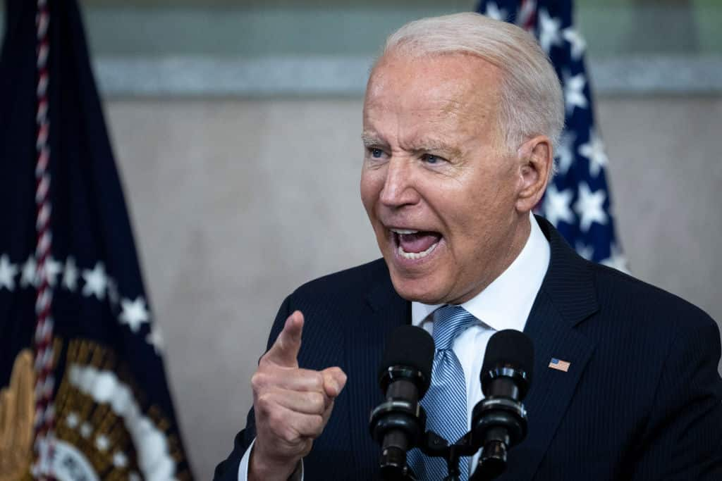Biden Calls Voter Integrity Laws 'Most Significant Threat' to U.S. 'Since the Civil War' 1