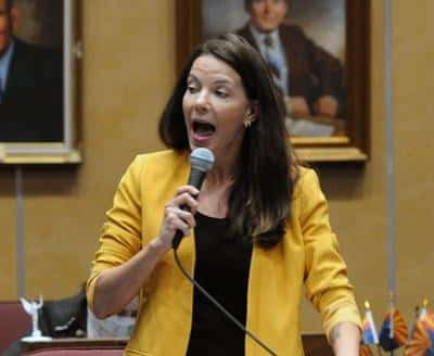 Two Arizona 'Republican' State Senators Kill Election Integrity Bill Before Adjournment (VIDEO) 1