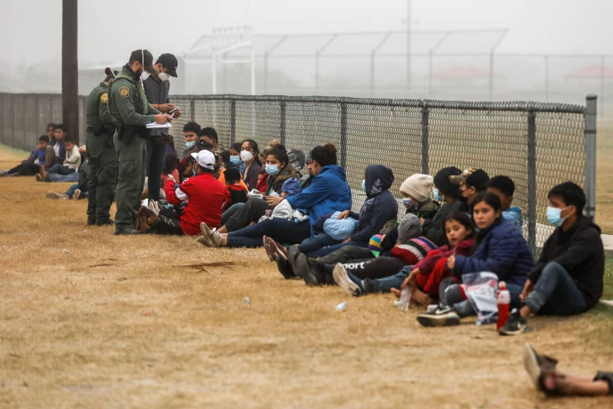 Hill GOP Has 10-Point Lead Among Battleground District Voters on Border Security Issue: Poll 1