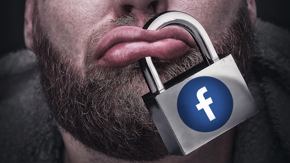 Facebook censorship board member: Free speech is not a human right 1