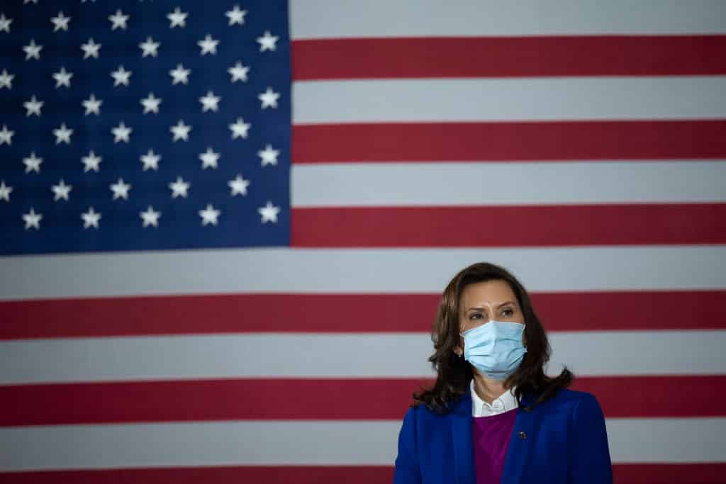 Mich. lawmakers vote to repeal law used by Dem Gov. Whitmer to impose COVID-19 restrictions 1