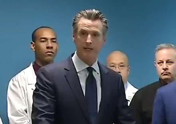 Recall Election For California Governor Gavin Newsom Set For September 14th 1