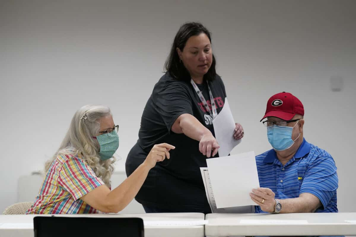 North Carolina State Board of Election Denies Audit Request 1