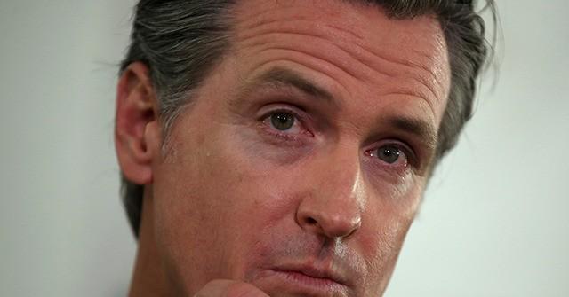 Judge: Gavin Newsom Cannot List Himself as 'Democrat' on Recall Ballot 1