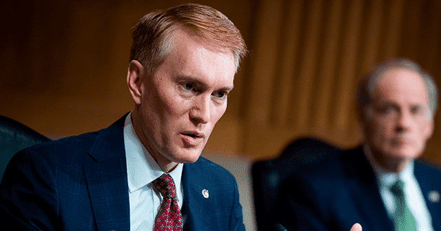 Lankford: Dem Infrastructure Vote Push 'a Whole New Low' 1