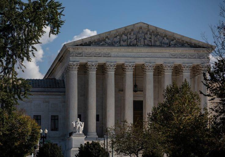 Supreme Court Strikes Down Controversial California Donor Disclosure Law 1