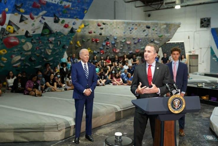 Biden Praises Blackface Virginia Dem After Saying He Had Zero 'Moral Authority' 1