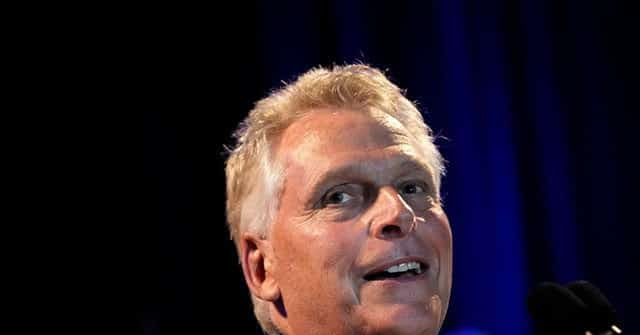 Virginia Democrat Terry McAuliffe Attacks 'Youngkin's Carlyle' While Still Investing in Carlyle 1