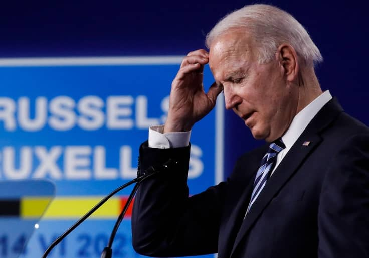 Poll: Majority of Likely Midterm Voters Say Biden Not in Charge of Agenda 1