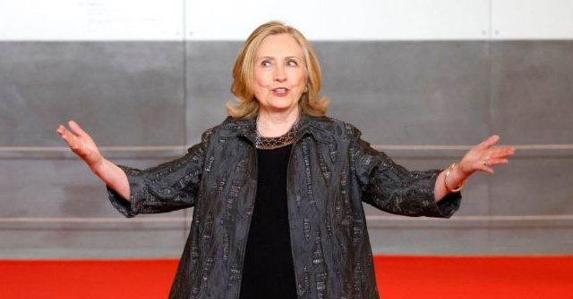 Hillary Clinton Claims Election Integrity Bills Are Move Toward 'White Supremacist Authoritarianism' 1