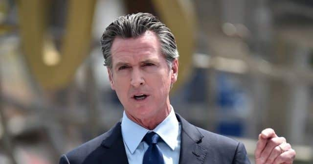Sanctuary State California: Newsom Approves Taxpayer-Funded Health Benefits for Elderly Illegal Aliens 1