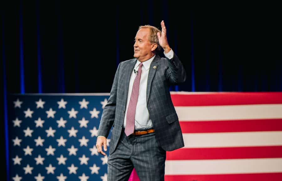 Texas AG Paxton not backing down on 2020 election audits 1