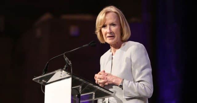 Compromised: PBS Anchor Judy Woodruff's Clinton Foundation Donation Dark Cloud over Potential Virginia Governor Debate 1