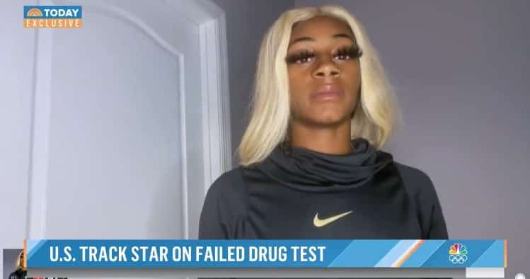 American Sprinter Sha'Carri Richardson Banned From Olympic 100m For Failing Drug Test 1