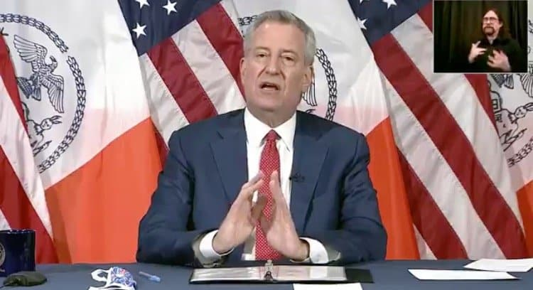 DISASTER: NYC Elections Are So Corrupt that Even Insane Far-Left Mayor De Blasio is Calling for an Audit 1